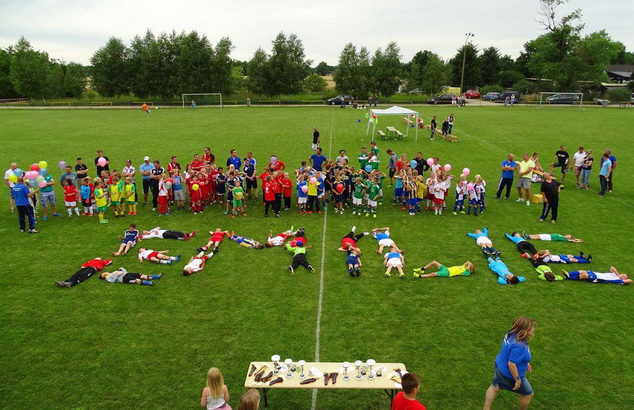 Benefiz Fussball-Turnier für krebskranke Kinder - Mannschaften gesucht!