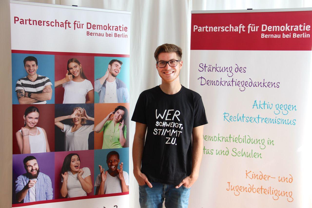 "Bernau beteiligt sich am Bundesprojekt ""Demokratie leben"""
