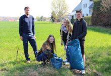 Diesjähriger Frühjahrsputz in- und um Bernau gestartet