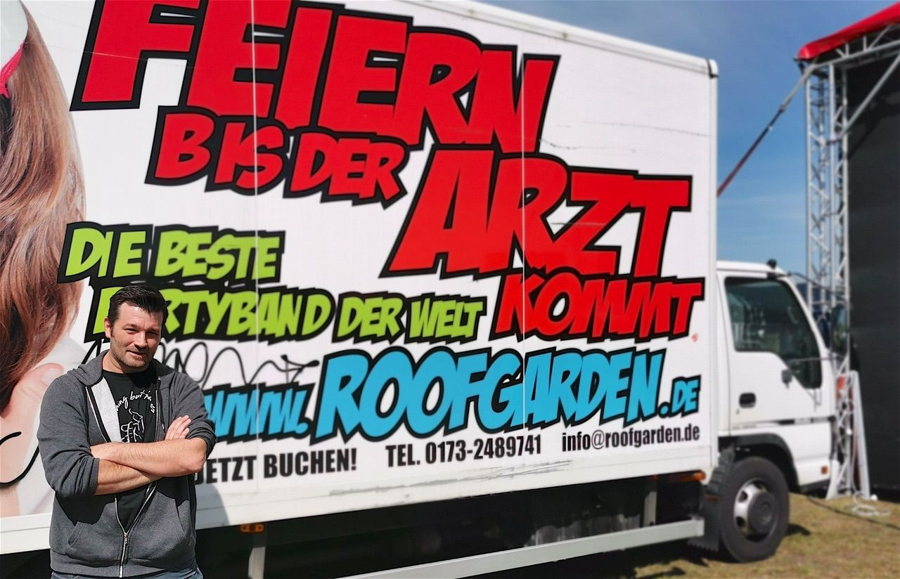 Große Oster FEIER am heutigen Samstag in Basdorf - LIVE mit Achim Petry