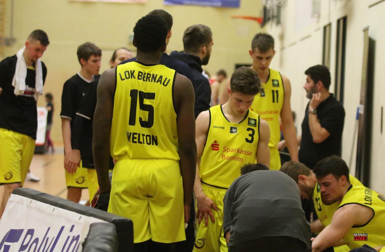 Basketball: Leverkusen stoppte LOK BERNAU im Playoff-Halbfinale
