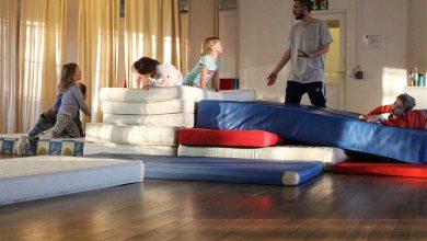 Bernau: Wöchentlich stattfindender Kinderturn-Kurs für 3-6-jährige