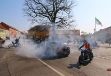 """Die Biesenthaler """"Fighters"""" starteten in die diesjährige Motorradsaison"""