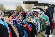 Großer Kinder- und Babysachen - Flohmarkt am Samstag in Lobetal