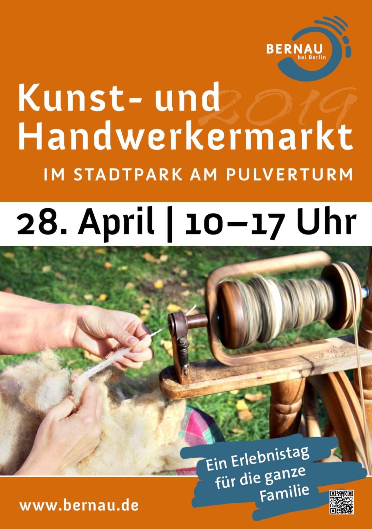 Kunst- und Handwerkermarkt Bernau
