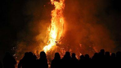 Waldbrandgefahr: Osterfeuer vielerorts abgesagt - Gefeiert wird dennoch