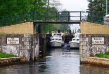 Eröffnung der Schleusensaison am Finowkanal und Werbellinkanal