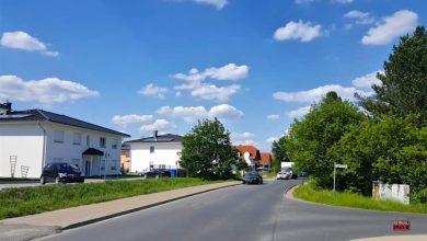 Bauarbeiten in Ladeburg: Sperrung der Zepernicker Landstraße
