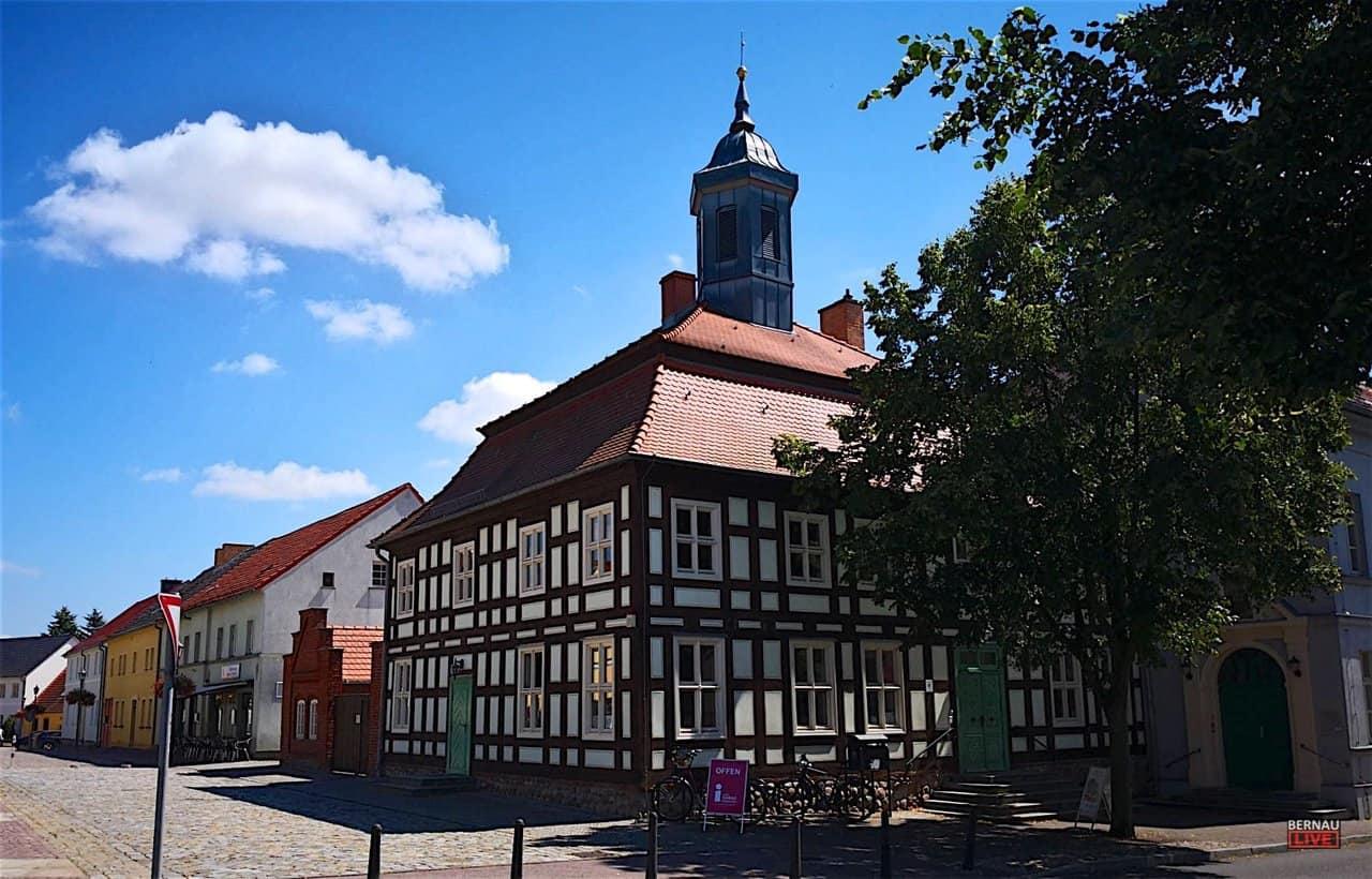 Biesenthal Rathaus