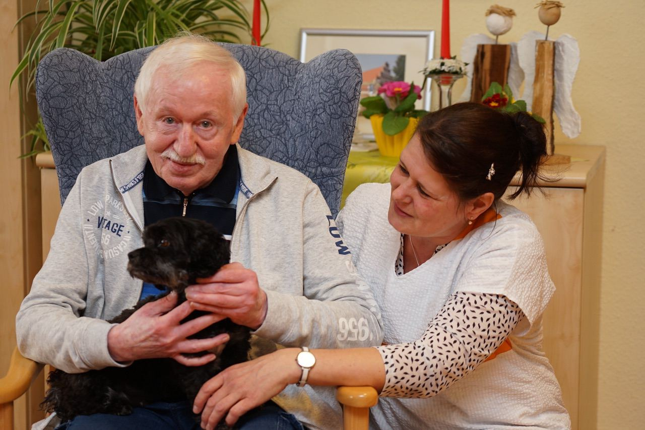 Lobetal: Dank und Anerkennung zum gestrigen Tag der Pflege