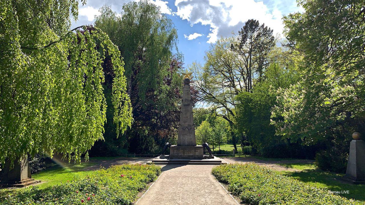 8. Mai, Tag der Befreiung - Gedenkveranstaltung in Bernau