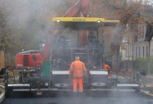 Bernau: Ab Montag, den 3. Juni werden Straßen in Ladeburg asphaltiert