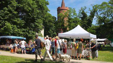 Die Stadt Bernau lädt am Sonntag zum Kunst- und Handwerkermarkt