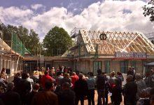 Richtfest für das neue Medizinische Versorgungszentrum in Lobetal
