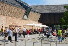 Das Barnim Panorama in Wandlitz lud am Sonntag zum Museumsfest ein