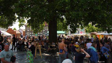 Heute noch bis etwa 17 Uhr - BIO - Regionalmarkt in Biesenthal