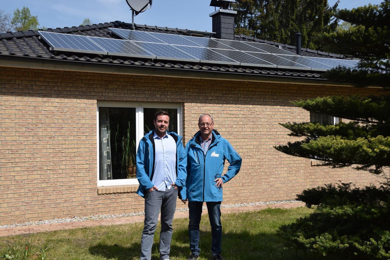 Stadtwerke Bernau bieten Solaranlagen zur Pacht oder zum Kauf an