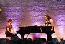 Siebenklang: Anna Mateur und Andreas Gundlach begeistern Bernauer Publikum