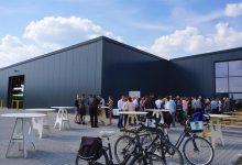 Willkommen in Bernau! Tischlerei Schade eröffnet Produktionsstandort