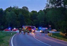Verkehrshinweis Bernau: Schwerer Verkehrsunfall Wandlitzer Chaussee