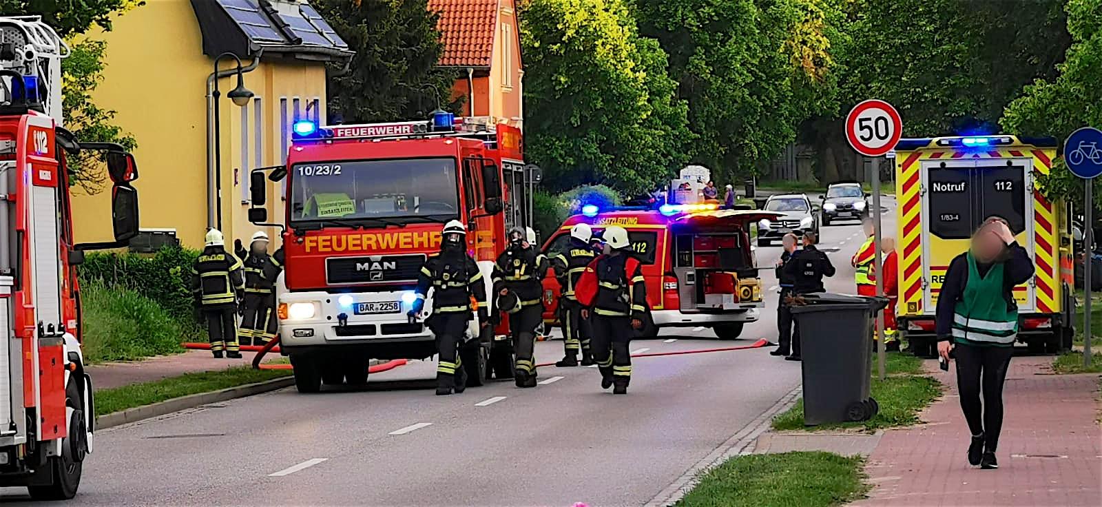 Verkehrshinweis: Vollsperrung der B2 - Dorfstraße Schwanebeck