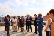 Delegation des Inselstaates Madagaskar besuchte Bernau bei Berlin
