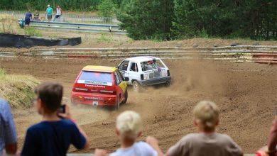 Willkommen zum Autocross - Wochenende in den Biesenthaler Wukuhlen