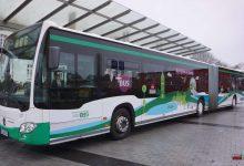 Sonderfahrpläne der Barnimer Busgesellschaft zum Hussitenfest Bernau