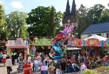 Feuerwehr-Sommerfest und Schlendermeile in Panketal: Infos und Verkehr