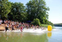 Sportliche Höchstleistungen beim Liepnitzsee-Triathlon