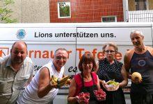 Photo of Lions Bernau und die Tafel Bernau verstärken ihre Zusammenarbeit