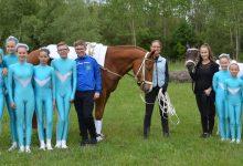 Bernau: Reitverein Integration voltigiert erfolgreich auf Turnier in Blankenfelde