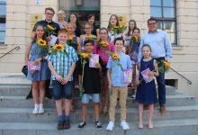 Bernauer Schülerinnen und Schüler für besondere Leistungen ausgezeichnet