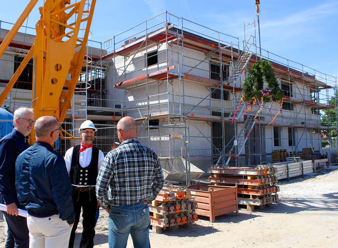 Bernau LIVE Johanniter Kita in Basdorf 0001