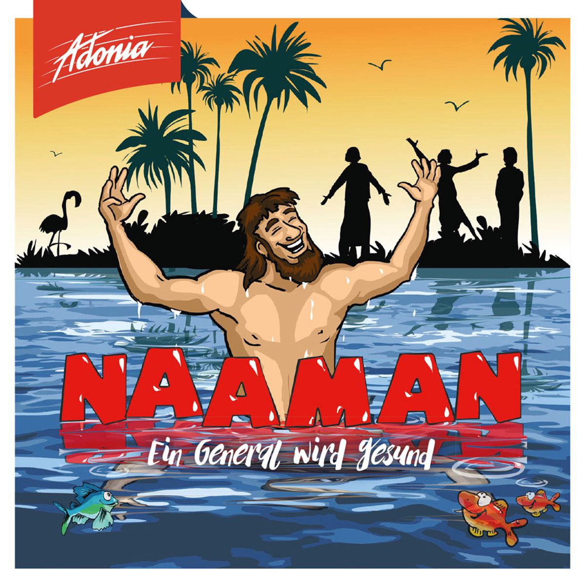 CD Cover Naaman