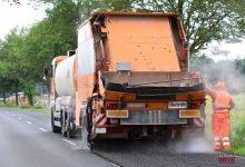 Bernau: Asphaltierarbeiten in Birkenhöhe und Eichwerder