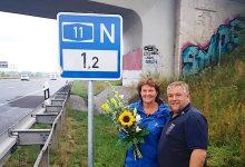 Photo of Dreieck Barnim: Schilder zur besseren Positionsbestimmung bei Unfällen
