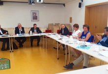 Photo of Krisengespräch zur Verbesserung des Nahverkehrs S2 und RE 3