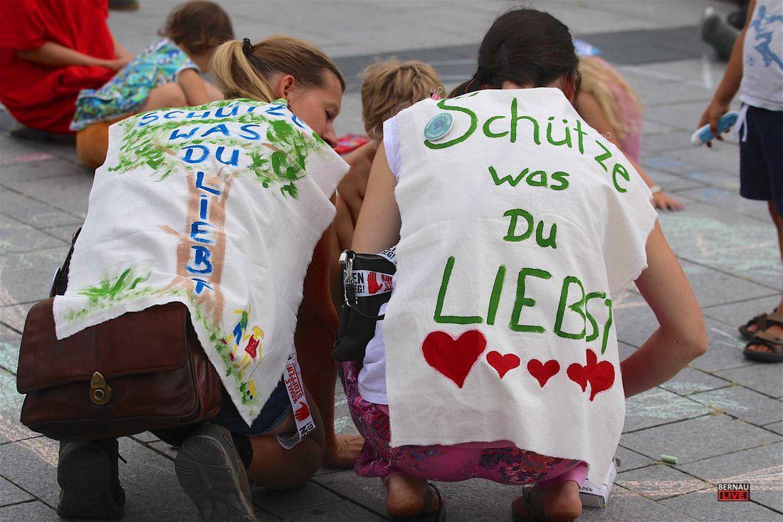 Fridays for Future in Bernau Foto Bernau LIVE0013