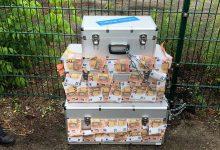 Photo of Bernau: Koffer mit Wahlwerbung vor Kita sorgte für Polizeieinsatz