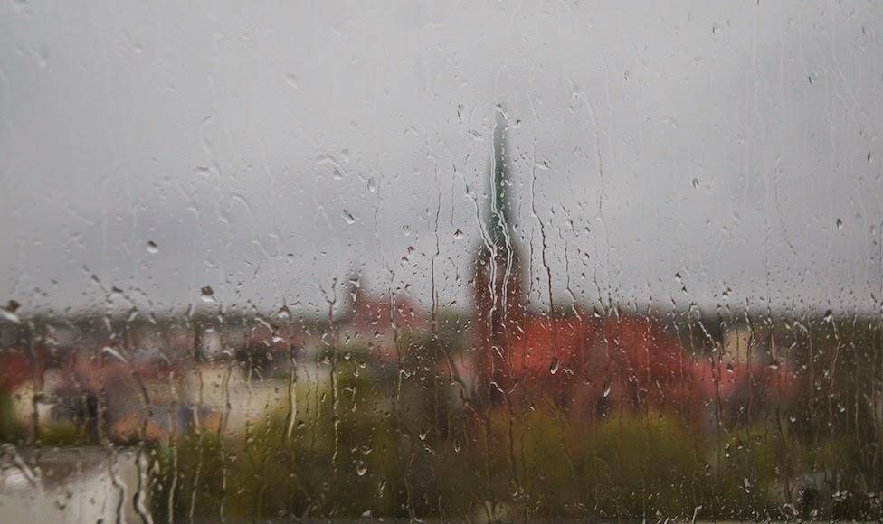 Herbst Regen Bernau