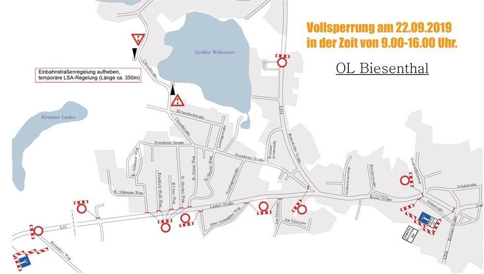 Wukensee Triathlon 2019 Biesenthal Bernau LIVE © Bernau LIVE