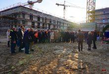 Photo of Waldquartier Friedenstal Bernau: Richtfest für vorerst 223 Wohnungen