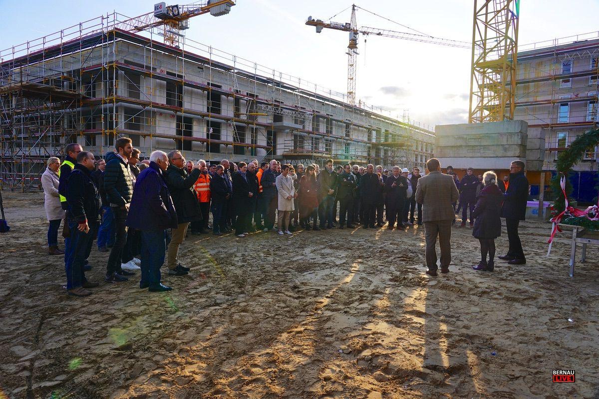 Baustelle Zepernicker Chaussee Friedenstal Bernau LIVE0003