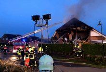 Photo of Hausexplosion in Wegendorf – Stadt Altlandsberg richtet Spendenkonto ein