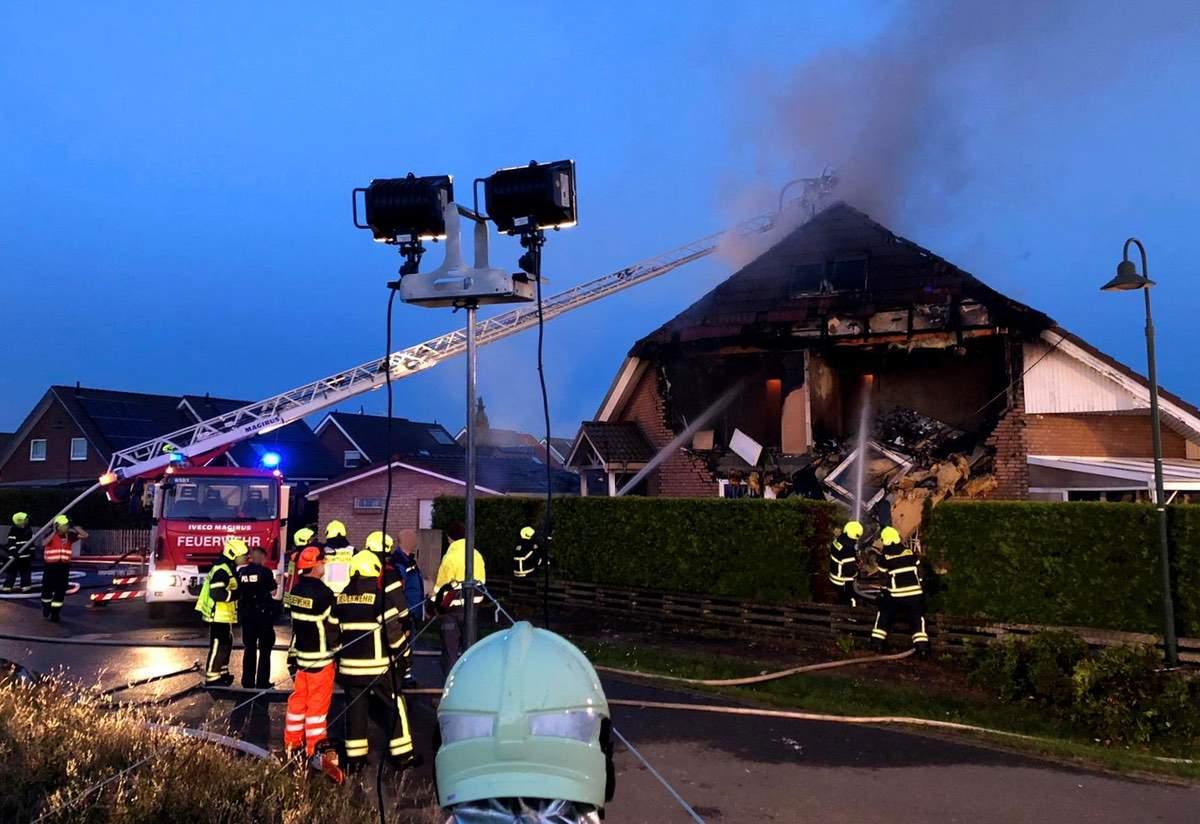 Explosion Wegendorf Altlandsberg Bernau LIVE 0000