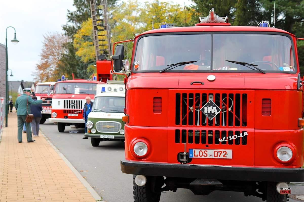 Feuerwehr Schoenow Bernau Bernau LIVE0020