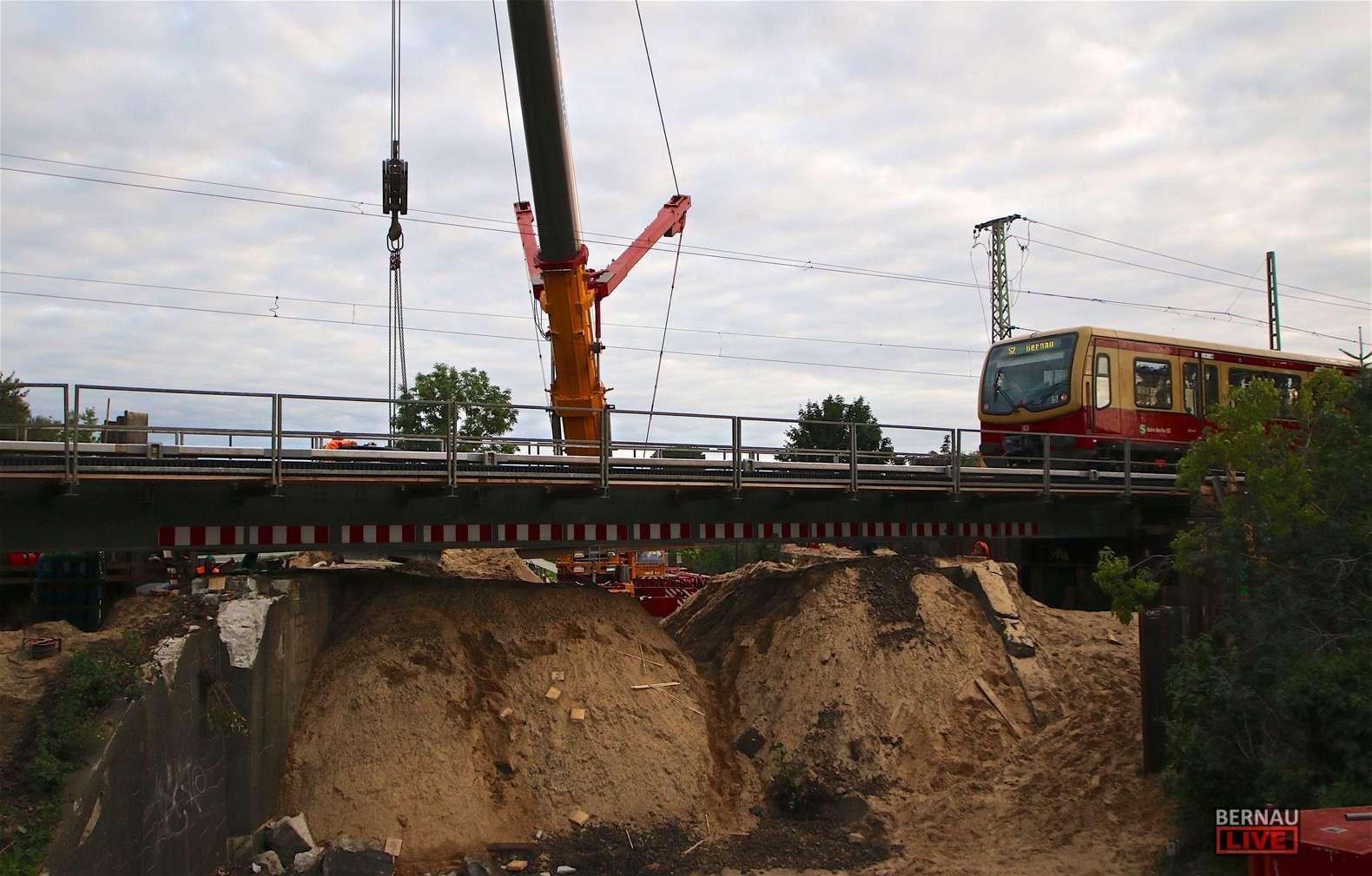 IMG 3708 Bauarbeiten Bahn Bernau