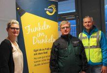 Photo of Funkeln im Dunkeln – Aktionen zu den Tagen der Sichtbarkeit in Bernau