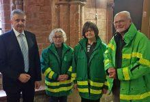 Photo of Dank an die ehrenamtlichen Notfallseelsorger des Landkreis Barnim